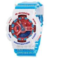 Casio G-Shock GA-110 Light Blue/White AAA