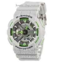 Casio G-Shock GA-110 Gray/Green AAA