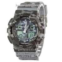 Casio G-Shock GA-100CM-8AER AAA