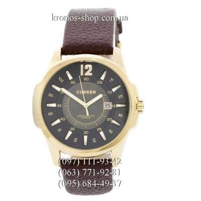 Curren Chronometr Quartz 8023 Gold/Black