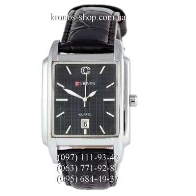 Curren Quartz 8097 Silver\Black