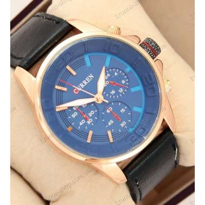 Curren Style 8187 Gold/Blue