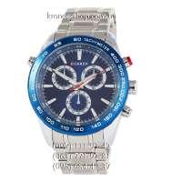 Curren Tachymeter 8189 Silver/Blue/Blue-Silver