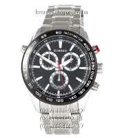 Curren Tachymeter 8189 Silver/Black/Black-White