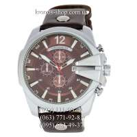 Curren Only The Brave 8176 Black/Silver/Brown