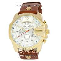 Curren Only The Brave 8176 Brown/Gold/White