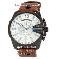 Curren Only The Brave 8176 Brown/Black/White