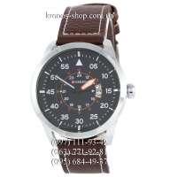 Curren 8210 Brown/Silver/Black