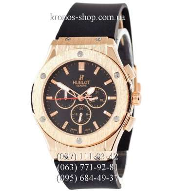 Hublot Classic Fusion Automatic Dayphase Black/Gold/Black-Red