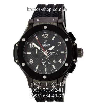 Hublot Big Bang Classic Automatic All Black-Red