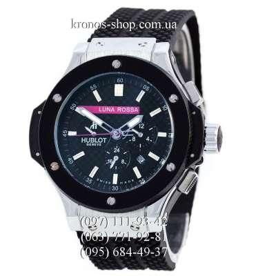 Hublot Big Bang Luna Rossa Automatic Black/Silver/Black
