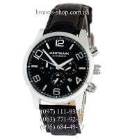 Montblanc TimeWalker Automatic Black/Silver/Black