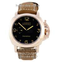 Panerai Luminor 1950 Marina 3 Days Arabic Brown/Gold/Black