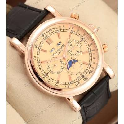 Patek Philippe Grand Complications AA Black/Gold/Gold