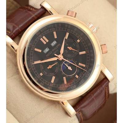 Patek Philippe Grand Complications AA Brown/Gold/Black