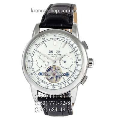 Patek Philippe Grand Complications Tourbillon AA Black/Silver/White
