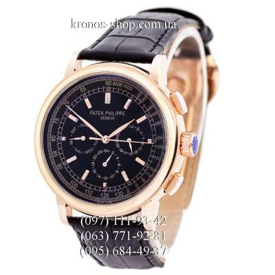 Patek Philippe Grand Complications Classic AA Black/Gold/Black