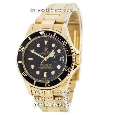 Rolex Submariner Date AA Gold/Black