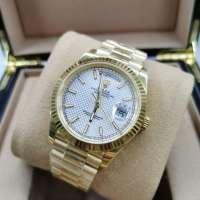 Rolex Day-Date Gold/White