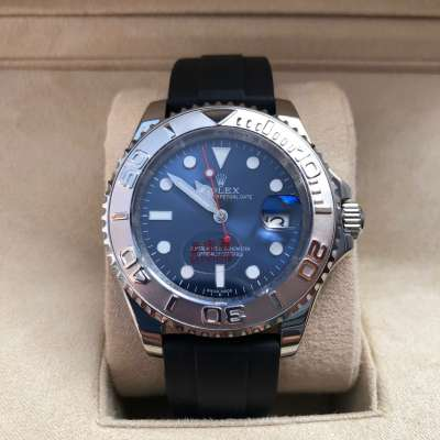 Rolex Yacht-Master Rubber Gray/Blue