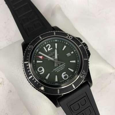 Breitling Superocean Automatic Black/Black/Green