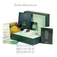 Коробка Rolex с документами PRO