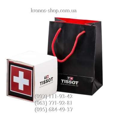 Коробка Tissot с документами PRO