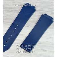 Ремешок для часов Hublot Big Bang Blue (25х22 мм)