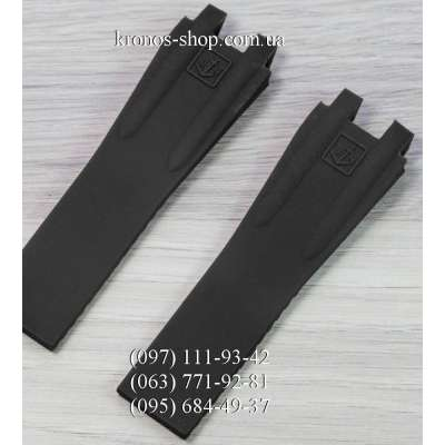 Ремешок для часов Ulysse Nardin El Toro/Dual Time All Black (27х20 мм)