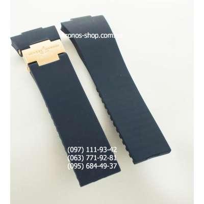Ремешок для часов Ulysse Nardin Marine Blue/Gold (26х20 мм)
