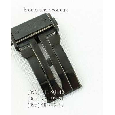 Застежка для часов Hublot AAA Black (24 мм)