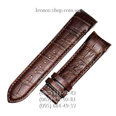 Ремешок для часов Tissot Leather Brown (22х20 мм)