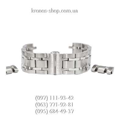 Браслет для часов Tissot Couturier All Silver (22х22 мм)