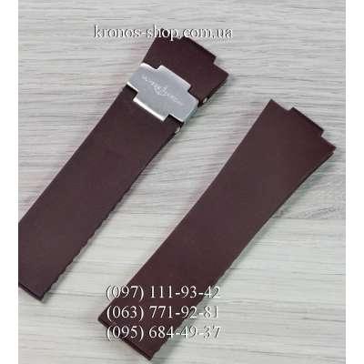 Ремешок для часов Ulysse Nardin Marine Brown/Silver (26х20 мм)