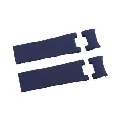 Ремешок для часов Ulysse Nardin Maxi Marine Diver Smooth Blue (22х20 мм)