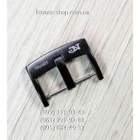 Застежка для часов Tag Heuer Pin Black (20 мм)