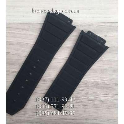 Ремешок для часов Hublot King Power Black (30х22 мм)