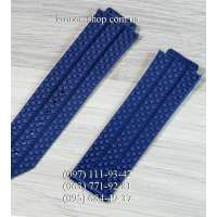 Ремешок для часов Hublot Big Bang Tire Blue (25х22 мм)
